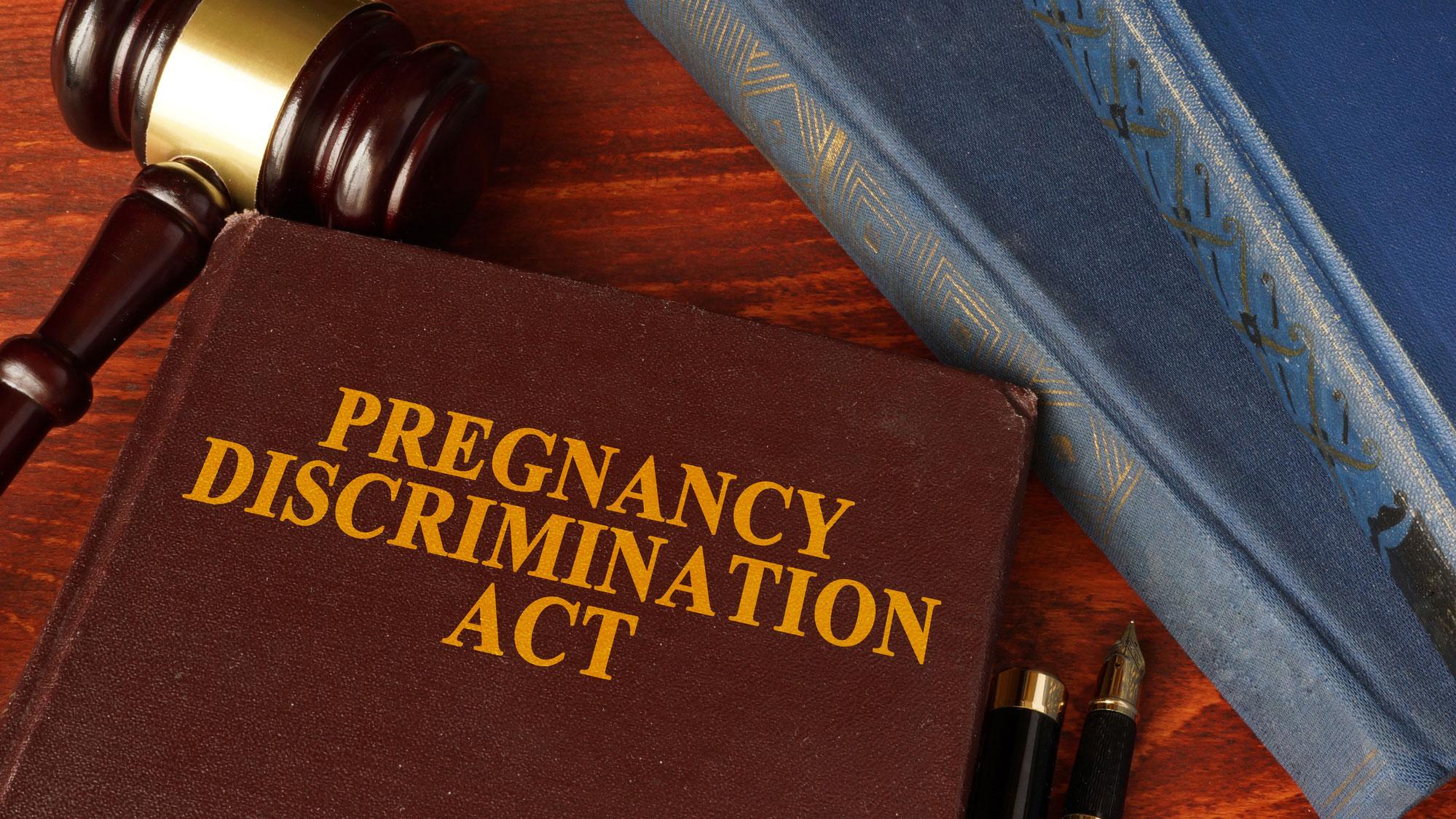 pregnancy discrimination act