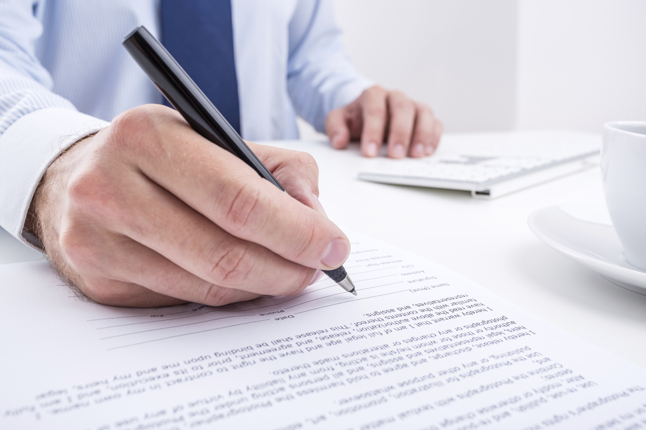 How Signing An Employee Arbitration Agreement Can Protect You From