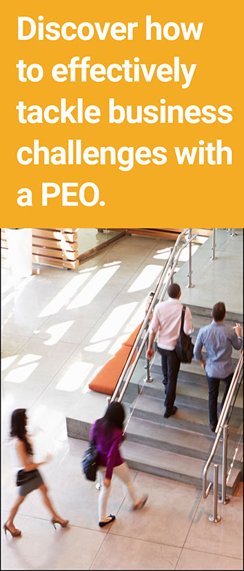 HR Managers: Discover how to effectively tackle business challenges with a PEO
